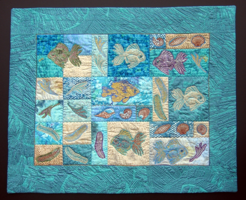 Lisa Ellis Quilts Landscapes And Art Quilts